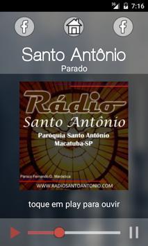 Rádio Santo Antônio screenshot 1
