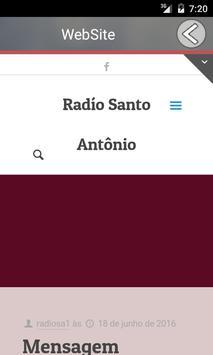 Rádio Santo Antônio screenshot 2