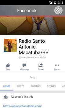 Rádio Santo Antônio screenshot 3
