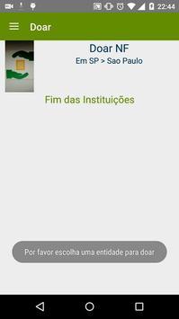 Doar Nota Fiscal apk screenshot