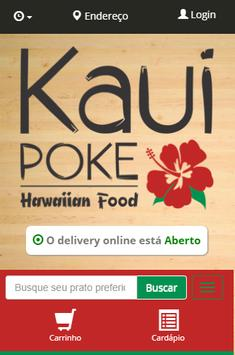 Kaui Poke poster