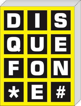 Disquefone poster