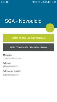Novociclo - SGA apk screenshot