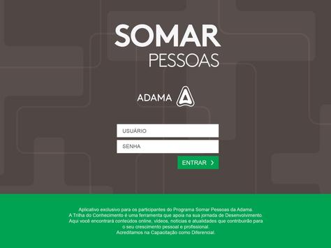 ADAMA SOMAR apk screenshot