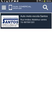 Guia Comercial de Angatuba apk screenshot