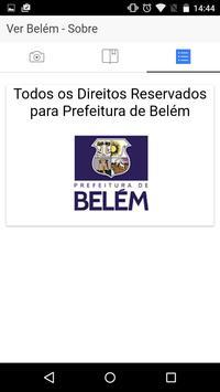 Ver Belém screenshot 3