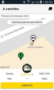 Taxi Rede - Passageiro apk screenshot