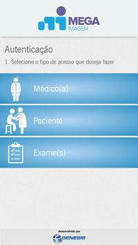 Mega Imagem Agendamentos poster
