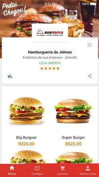 Clique Food screenshot 1