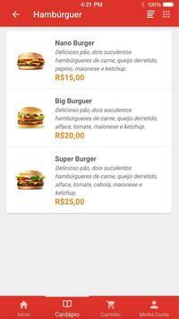 Clique Food screenshot 2