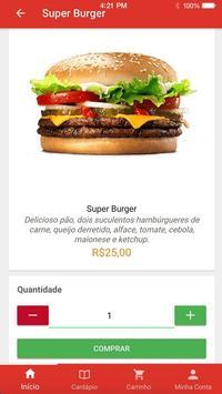 Clique Food screenshot 3
