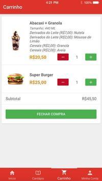 Clique Food screenshot 4