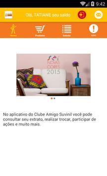 Clube Amigo Suvinil apk screenshot