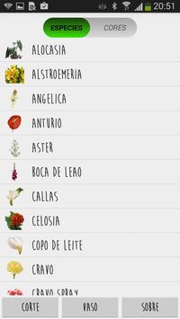 Catálogo de Flores apk screenshot