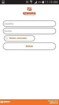 GenomaApp apk screenshot