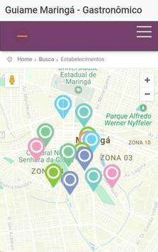 GuiaMe Maringá -- Gastronômico apk screenshot