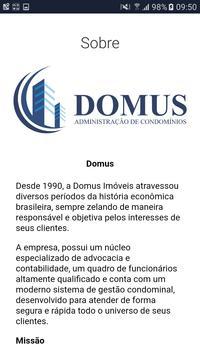 Domus Imóveis poster