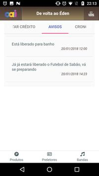 Conectados 2018 De Volta ao Éden screenshot 3