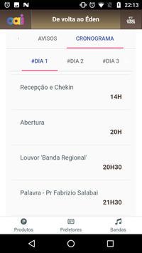 Conectados 2018 De Volta ao Éden screenshot 4