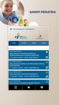 Congresso de Pediatria screenshot 3