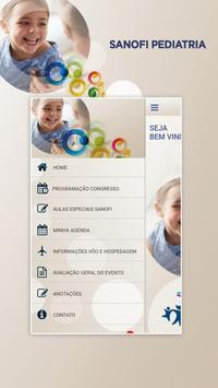 Congresso de Pediatria screenshot 1
