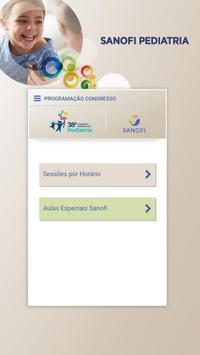 Congresso de Pediatria screenshot 2