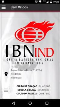Batista Nacional Indaiatuba poster