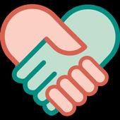 Amigo Virtual - Desabafo Anônimo e Novas Amizades icon