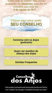 Conselho dos Anjos screenshot 1