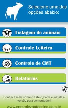 Esteio Controle de Leite e CMT screenshot 1