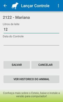 Esteio Controle de Leite e CMT screenshot 3