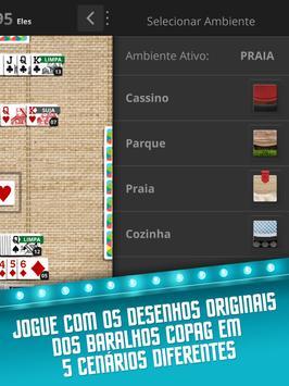 Buraco - Copag Play apk screenshot