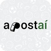 Bolão de Futebol - Apostaí icon