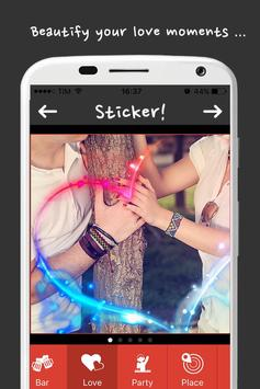Sticker - Photo filters! poster