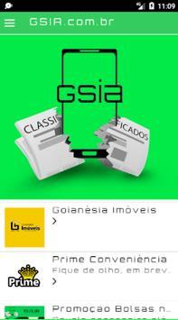 Gsia.com.br screenshot 1