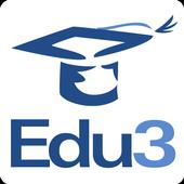 Edu3 icon