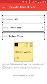 Periodic table of beer apk download free lifestyle app for android periodic table of beer apk screenshot urtaz