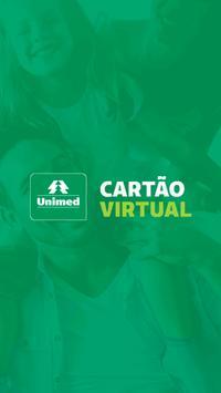 Cartão Virtual Unimed poster