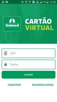 Cartão Virtual Unimed screenshot 1
