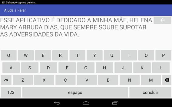 Ajuda a Falar screenshot 1