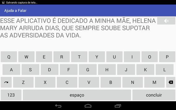 Ajuda a Falar screenshot 3