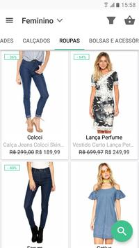 Dafiti - Sua smartfashion apk screenshot