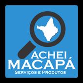 Achei Macapá icon