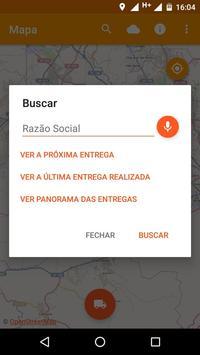 GeoTrans - Logística de Cargas screenshot 3