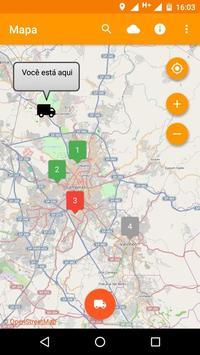 GeoTrans - Logística de Cargas screenshot 1