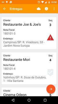 GeoTrans - Logística de Cargas screenshot 4