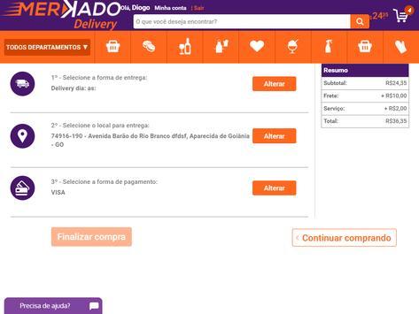 Merkado Delivery screenshot 6