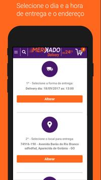 Merkado Delivery screenshot 2
