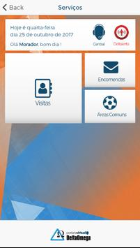 DeltaOmega Portaria Virtual apk screenshot