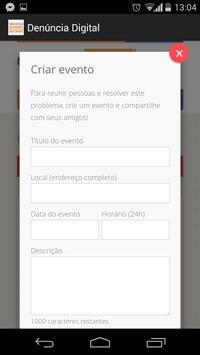 Denúncia Digital screenshot 4